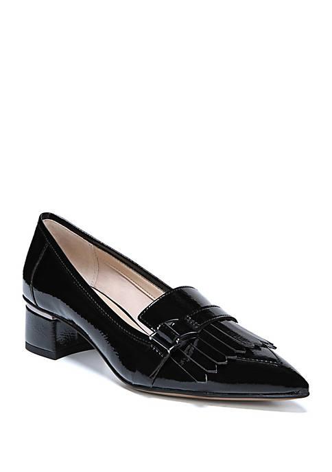 Franco Sarto Grenoble Block Heel Dress Loafer