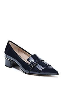 Grenoble Block Heel Dress Loafer