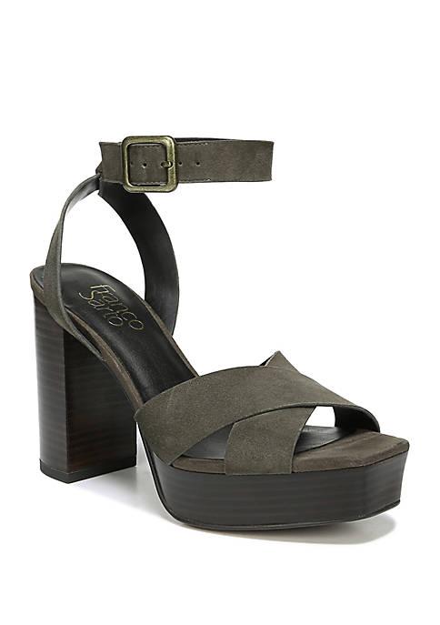 Franco Sarto Marta Platform Sandals