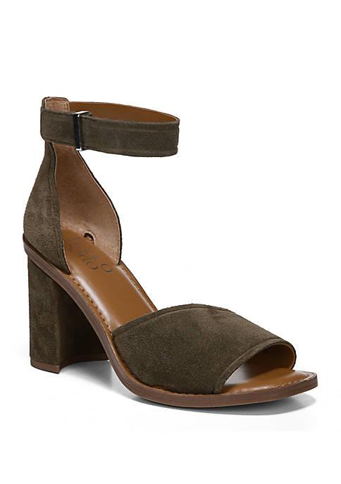 ef7c8e82a05 Franco Sarto Caia Ankle Strap Sandal