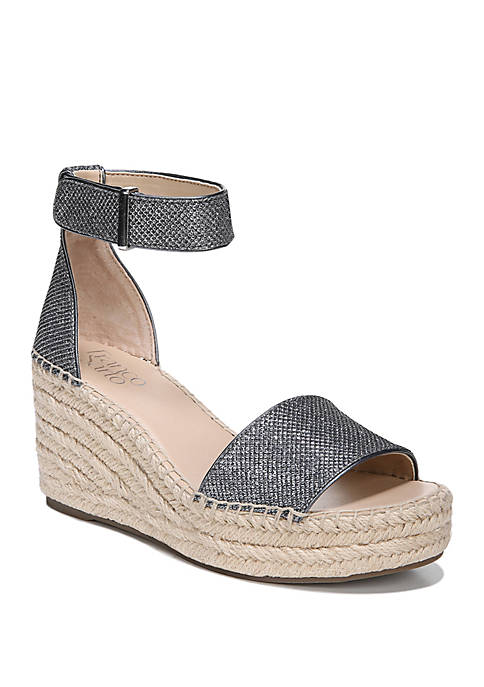 Clemens 2 Ankle Strap Wedge Sandal