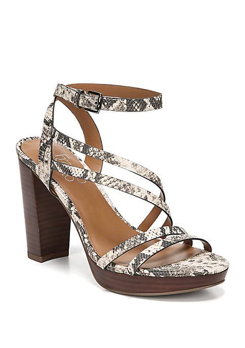 Maryann Chunky Heel Sandals