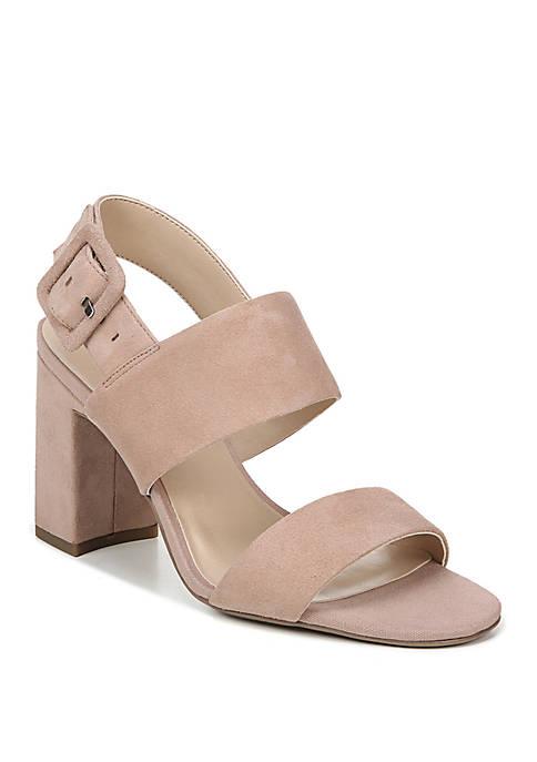 Fidelma Block Heel