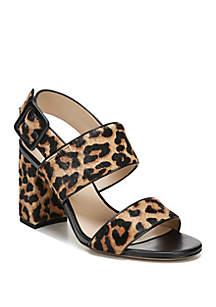 Franco Sarto Fidelma Block Heel Sandals