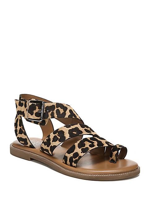 81bea9396d82 Franco Sarto Kehlani Toe Ring Sandals