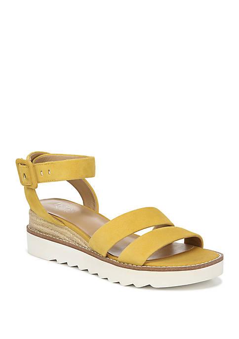 Franco Sarto Connolly Platform Sandals