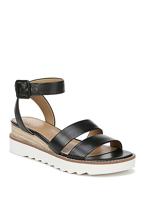 Franco Sarto Connolly Platform Sandals