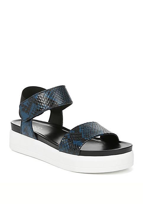 Franco Sarto Kana Slingback Platform Sandals