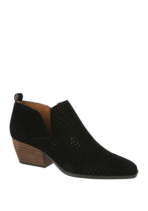 Dingo Perforated Booties