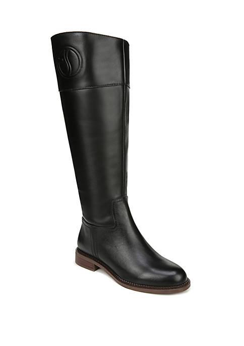 Franco Sarto Hudson Wide Calf High Shaft Boots