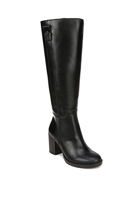 Franco Sarto Kendra Wide Calf High Shaft Boots