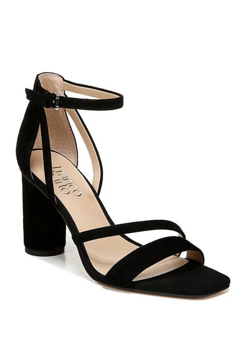 Franco Sarto L-Atessa Quarter/Ankle/T-Strap Sandals