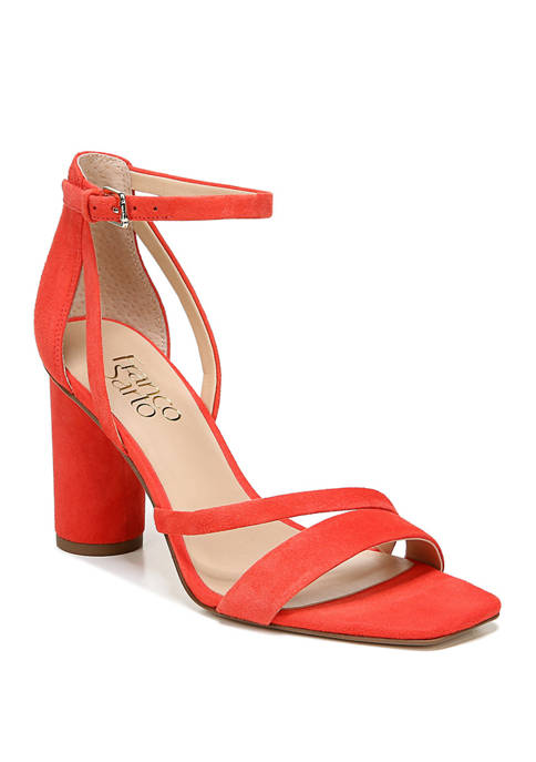 Franco Sarto L-Atessa Quarter/Ankle/T Strap Sandals