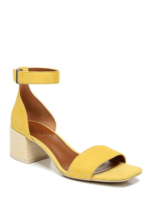 Franco Sarto L-Merryl Block Heel Sandals