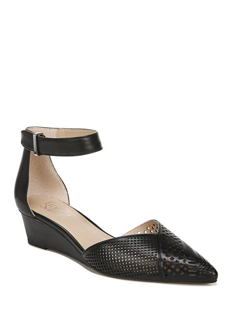 Cammy2 Slingback Wedge Heels