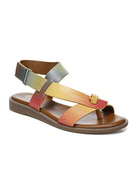 Franco Sarto L-Glenni Multi Strappy Sandals