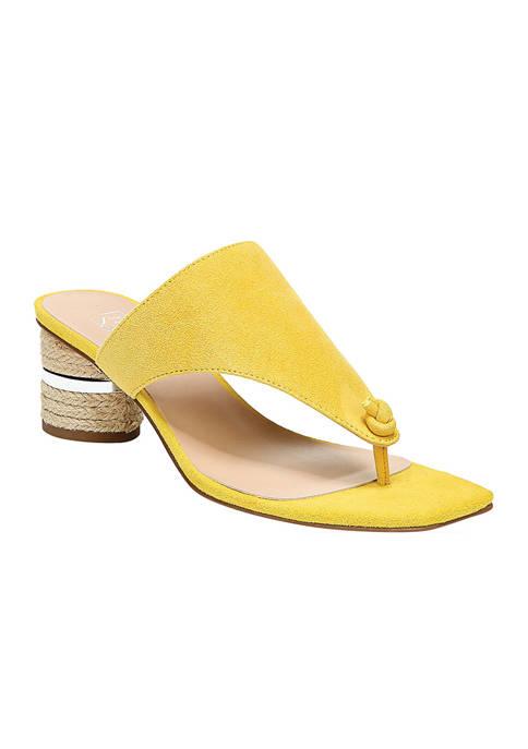 Franco Sarto Melissa Thong Sandals