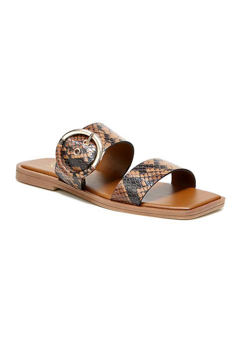 Franco Sarto Merris Cognac Sandals