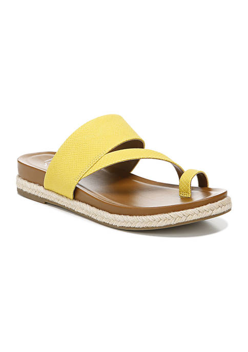 Franco Sarto Brealyn Black Sandals