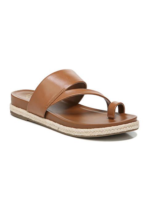 Franco Sarto Brealyn Light Brown Sandals