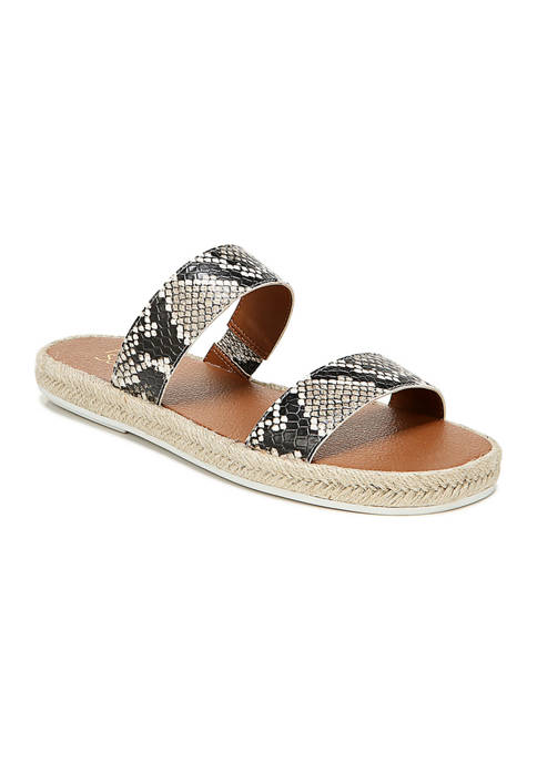 Franco Sarto Posie2 Natural Sandals