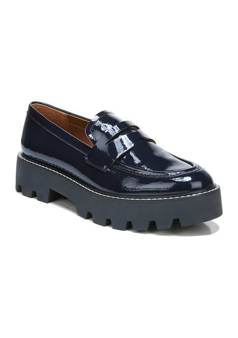 Franco Sarto L-Balin Midnight Slip-On Loafers