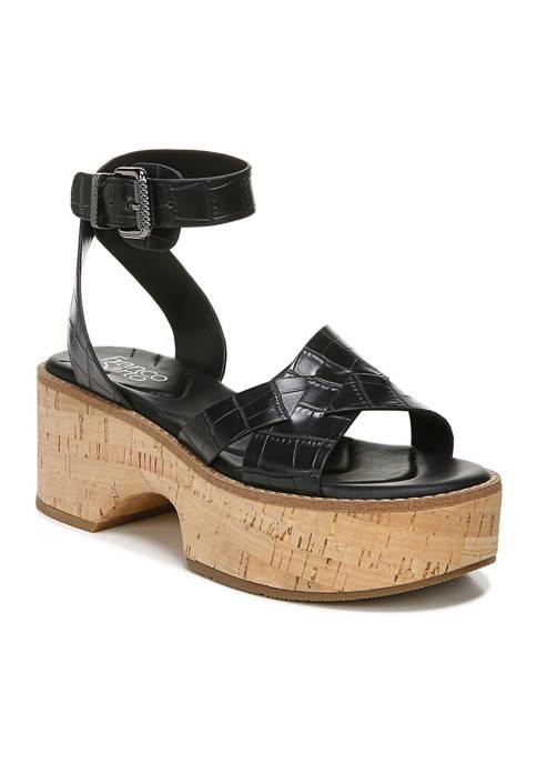 Sabello Black Sandals