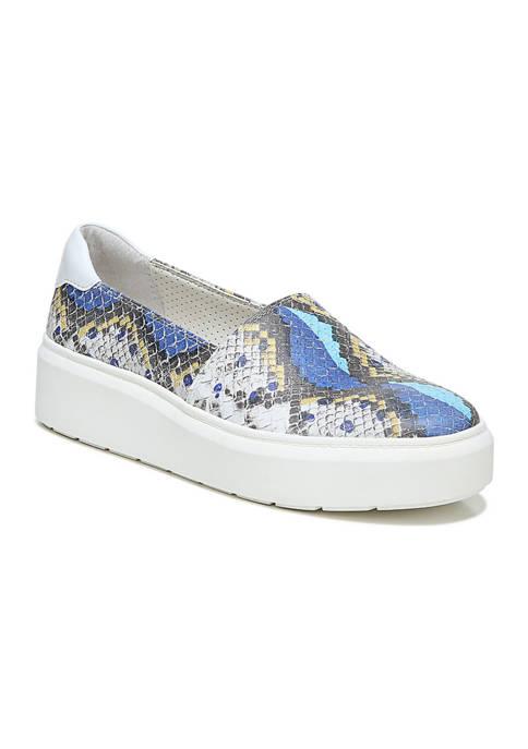 Franco Sarto L-Lodi2 Blue Multi Sneakers