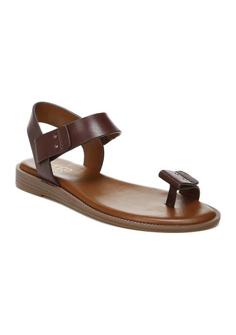 Franco Sarto L-Geranio Dark Brown Sandals