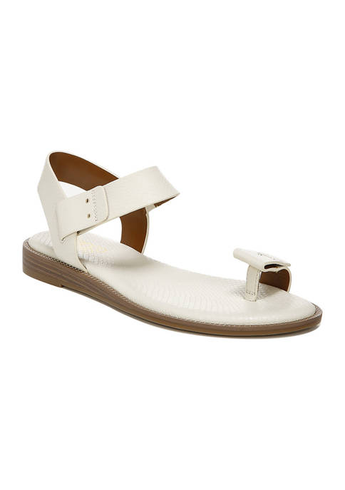 Franco Sarto L-Geranio Linen Sandals