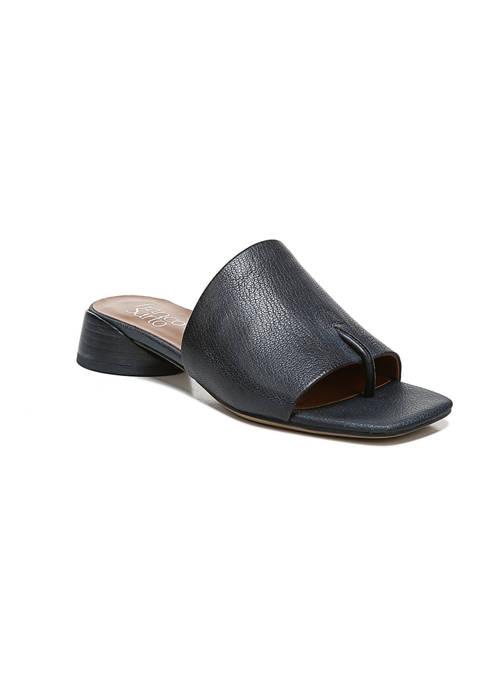 L-Loran Black Sandals