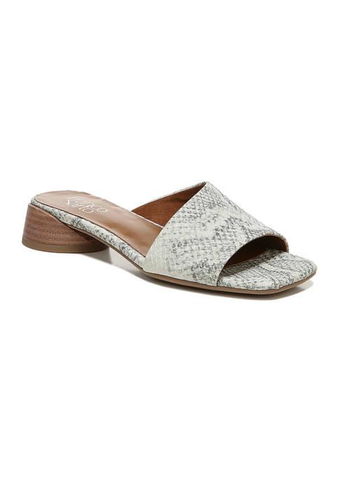 Franco Sarto Leslie Natural Sandals