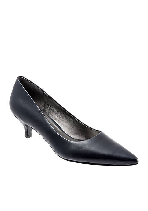 Paulina Pointed Toe Pump