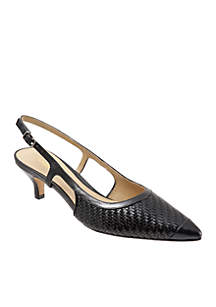 Kimberly Slingback Heel