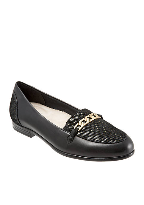 Trotters Anastasia Ornamented Slip-On Loafer
