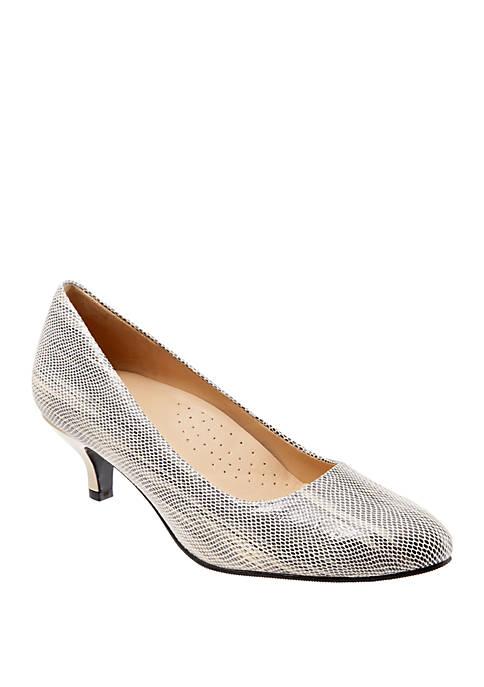 Kiera Kitten Heel Shoes
