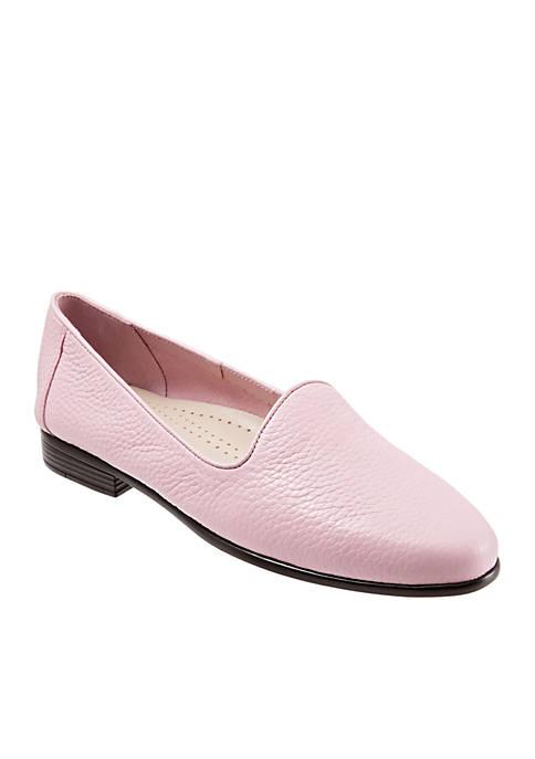 Liz Tumbled Loafers
