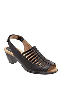 Trotters Minnie Slingback Sandals