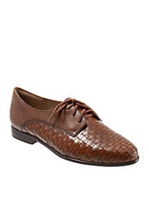Lizzie Woven Oxford