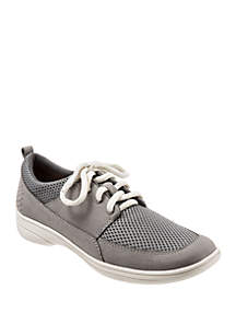 Trotters Jesse Lace Up Casual Shoes