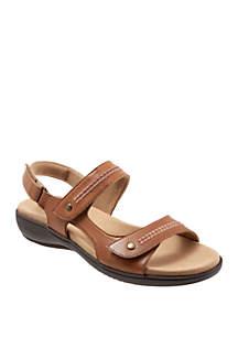 Trotters Venice Slingback Sandals
