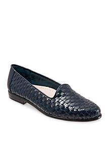 Liz Woven Loafer