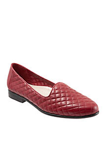 Liz Quilted Flat