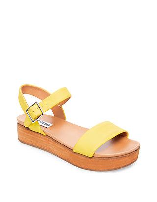 e92be6397482 Steve Madden Aida Flat Sandals ...