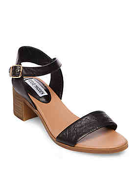 092226bf9d4d Steve Madden April Chunky Heeled Sandal ...