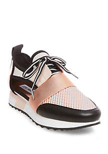 Steve Madden Arctic Cutout Trainers