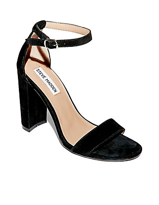 2432a008cb3 Steve Madden Carrson Block Heel Sandal ...