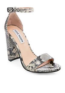 988d4c1c3ef ... Steve Madden Carrson Block Heel Sandal