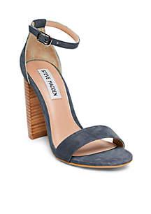 Carrson Block Heel Sandal