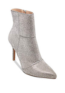 Catwalk Rhinestone Boots